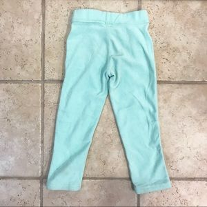 Carter's Bottoms - {{bundlex2}} unisex 5T pink blue summer leggings